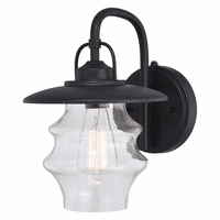 Bell Harbor Outdoor Wall Sconce - 9 Inch