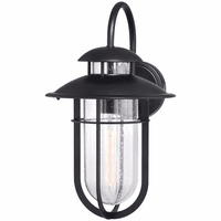 Bering Coastal Outdoor Wall Sconce - 10 Inch