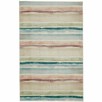 Bermuda Stripes Rug Collection