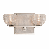 Bianco 2 Light Vanity Lamp