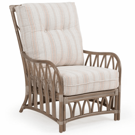 Biscayne High Back Lounge Chair