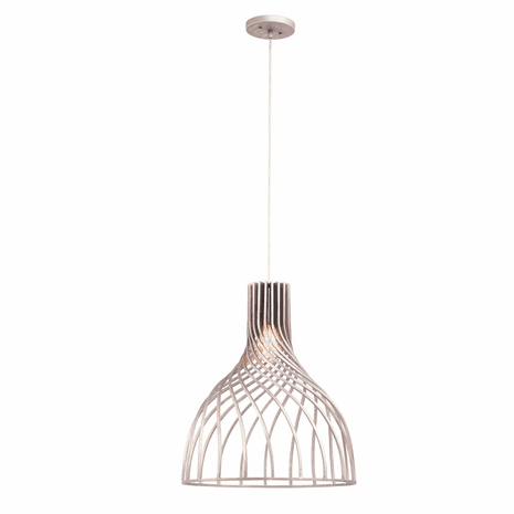 Bleecker 1 Light Large Pendant