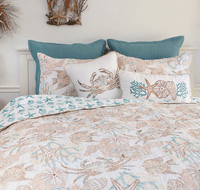 Blue Crab Bay Quilt Bedding Collection