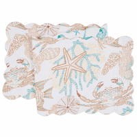 Blue Crab Bay Table Runner