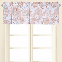 Blue Crab Bay Valance