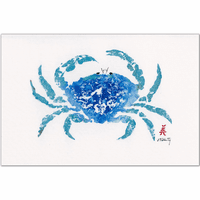 Blue Crab Placemats - Set of 4