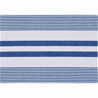 Blue Harbor Stripe Table Linens