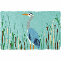 Blue Heron Indoor/Outdoor Rug