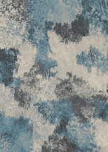 Blue Hues Rug Collection
