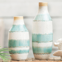 Blue Sea Vases