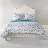 Blue Shells Bedding Collection