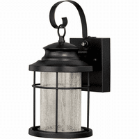 Boardwalk Outdoor Wall Sconce - 6 Inch