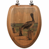Boardwalk Pelican Toilet Seats