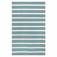 Boardwalk Storm Striped Rug Collection