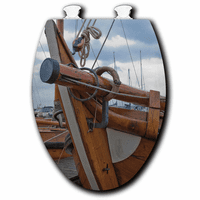 Boat Bow Toilet Seats