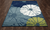 Boca Chica Citrus Rug Collection