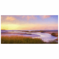 Breaking Dawn Indoor/Outdoor Canvas Art