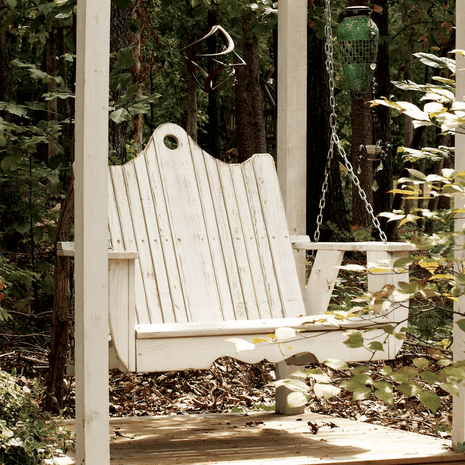 Bridgehampton Adirondack Swing