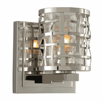 Bridgeport 1 Light Vanity Lamp