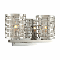 Bridgeport 2 Light Vanity Lamp