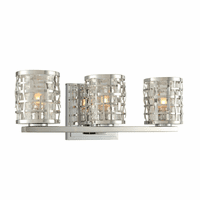 Bridgeport 3 Light Vanity Lamp