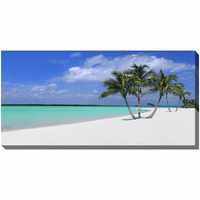 Bright Sands Outdoor Canvas Art