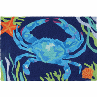 Brilliant Crab Indoor/Outdoor Rug