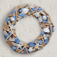 Bristol Cove Coastal Wreath