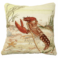 Brunswick Lobster Pillow