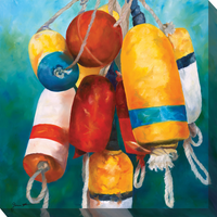 Buoy Bundle Canvas Art