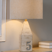 Buoy Number 5 Table Lamp