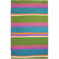 Cabana Stripe Indoor/Outdoor Rug Collection