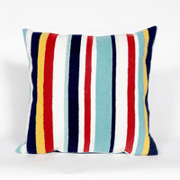 Cabana Stripes Indoor/Outdoor Pillow - 20 x 20