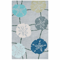 Cabot Bay Sand Dollar Rug Collection