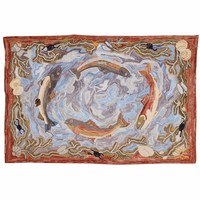 Camp Outer Banks Rug - 6 x 9