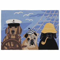 Canine Captain Indoor/Outdoor Rug Collection