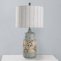 Cape Ann Starfish Table Lamp