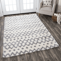 Cape Cornwall Gray Rug Collection