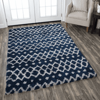 Cape Cornwall Indigo Rug Collection