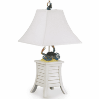 Cape Crab Table Lamp