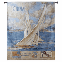 Capri Wall Tapestry