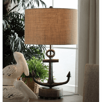 Captain's Anchor Table Lamp