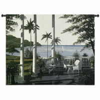 Caribbean Comfort Wall Tapestry