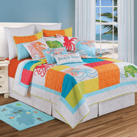 Caribbean Dreams Quilt Bedding Collection