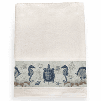 Carte Postale Bath Towel