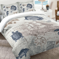 Carte Postale Comforter Collection