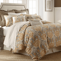 Casablanca Ikat Comforter Set - Queen
