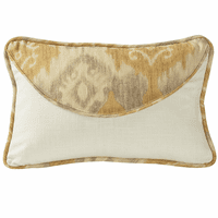 Casablanca Ikat Envelope Pillow