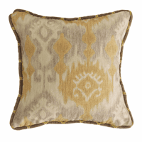 Casablanca Ikat Reversible Accent Pillow