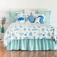 Cayman Quilt Bedding Collection